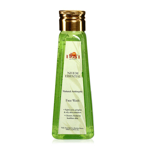 IHA Neem Essential Natural Antiseptic Face Wash  (100ml) - Fragume.com