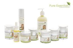 pure essentials_ natural_skincare_ vegan_ Organic_natural ingredients_ face _ Body_ Anika Skincare and Makeup