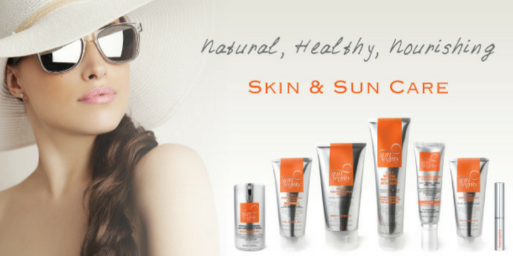 Suntegrity, sunscreen, SPF cosmetics, sun skincare, natural skincare, Hudson, New Hampshire
