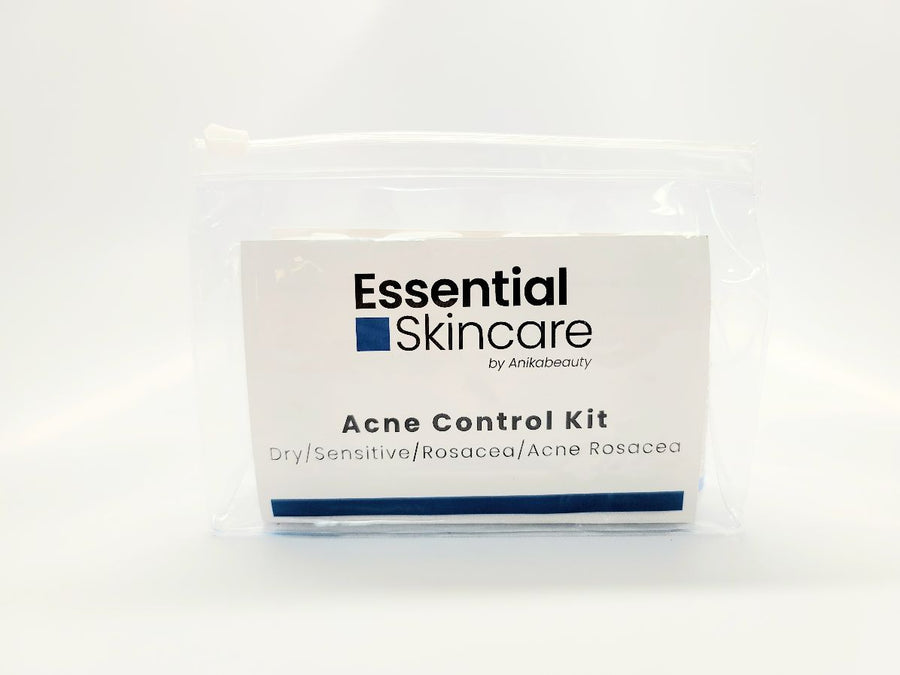 acne skincare kit essential by anikabeauty