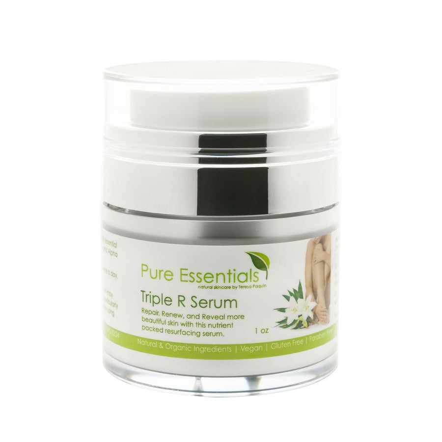 Facial Skincare Services - shop-anikabeauty-com - Triple R Serum Pure Essentials Natural Skincare By Teresa Paquin Face