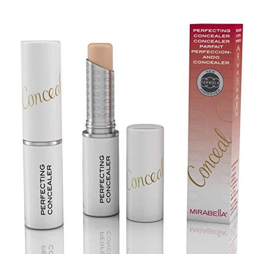 Facial Skincare Services - shop-anikabeauty-com - Perfecting Concealer - New! by Mirabella Mineral Makeup Mirabella Mineral Eyes