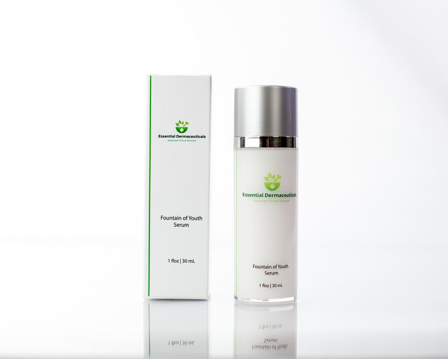 Facial Skincare Services - shop-anikabeauty-com - Fountain of Youth Serum Essential Dermaceuticals Face