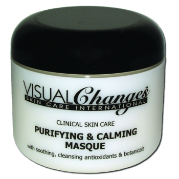 Facial Skincare Services - shop-anikabeauty-com - Visual Changes PURIFYING AND CALMING MASQUE Visual Changes International Skincare Face.