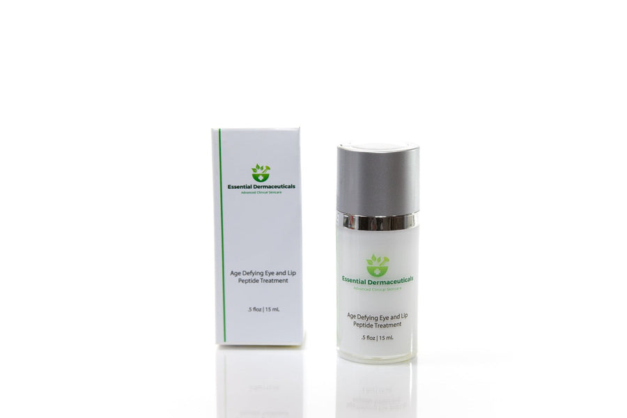 Facial Skincare Services - shop-anikabeauty-com - Age Defying Eye and Lip Peptide Treatment Essential Dermaceuticals Eyes