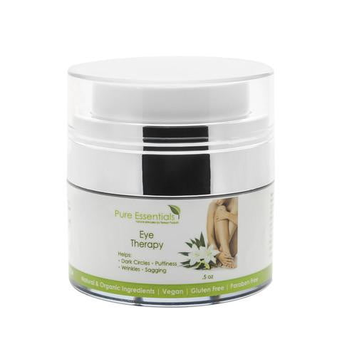 Facial Skincare Services - shop-anikabeauty-com - Eye Therapy Gel Pure Essentials Natural Skincare By Teresa Paquin Eyes