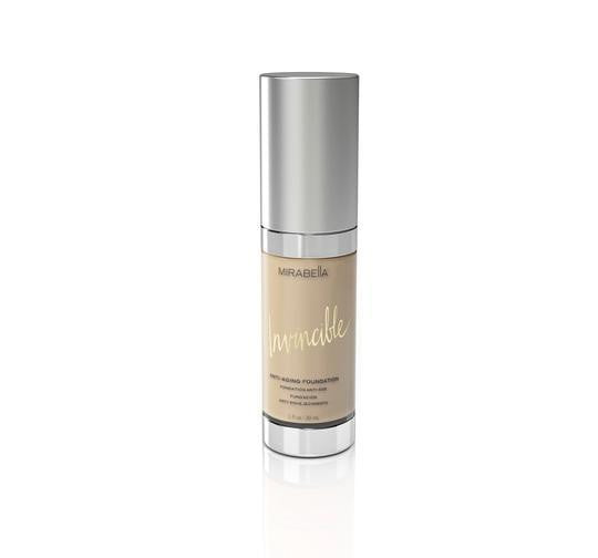 Facial Skincare Services - shop-anikabeauty-com - Mirabella Invincible Anti-Aging Serum Foundation Mirabella Mineral foundation