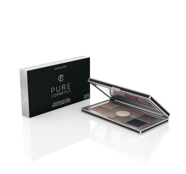 Facial Skincare Services - shop-anikabeauty-com - Noueveau Nude Eyeshadow Collection Pure Cosmetics Eyes
