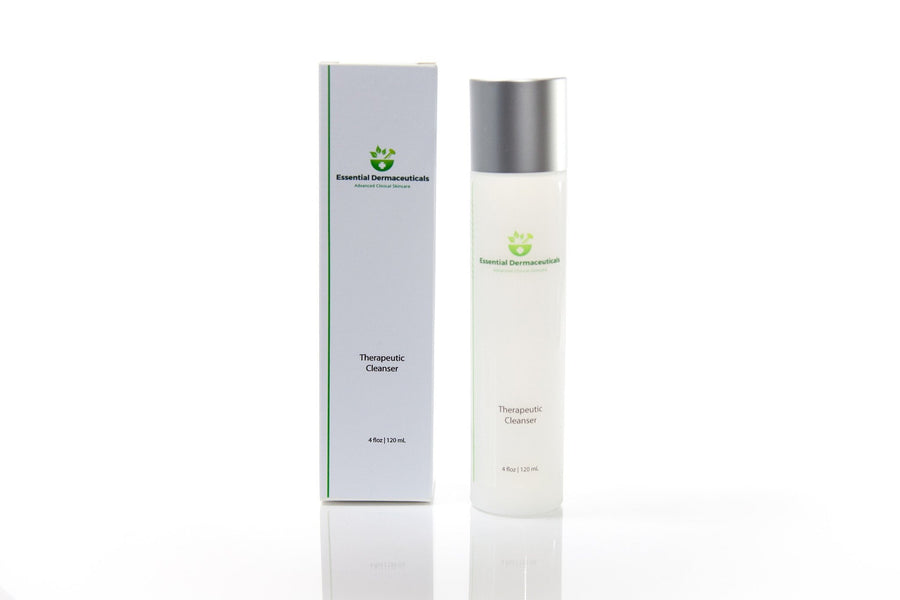 Facial Skincare Services - shop-anikabeauty-com - Therapeutic Cleanser with Kaolin & Sulphur Essential Dermaceuticals face