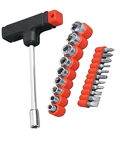 21 Pcs Screwdriver Socket Tool Kit Set, Wrench Magnetic Set 21PCTK