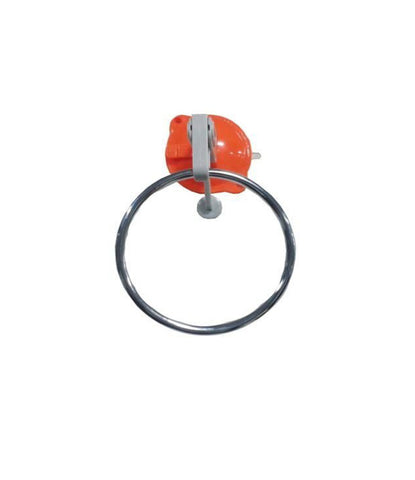 Bath Ring With Super Power Suction Stainless Steel Holder - BATRNG