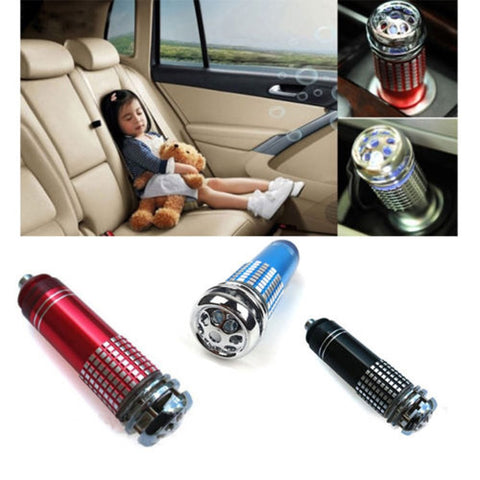 Mini Auto Car Air Purifier Ionizer Ionic Oxygen Bar - BD0301