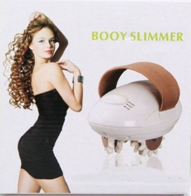 Mini 3D Handheld Full Body Massage Slimmer - BDSLM