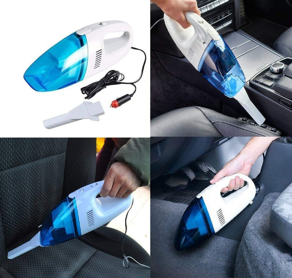 Shopper52 12V Car Vacuum Cleaner With SH52-121 Multi-Function Auto Tool And Car Bluetooth Music Receiver Adapter - CRVCRTORCRBT