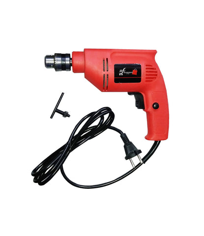 10 Mm Powerful Drill Machine With Semi Metal Body For Home Office Commercial Use Electric Drill Machine - DRLMCHN