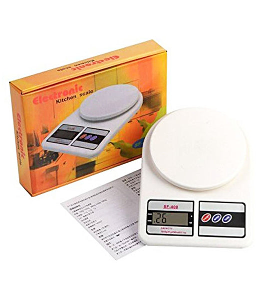 Electronic Digital Kitchen Weighing Scale 10kg/1Kg For Kitchen Use Kitchen Scale - ELTKTSL