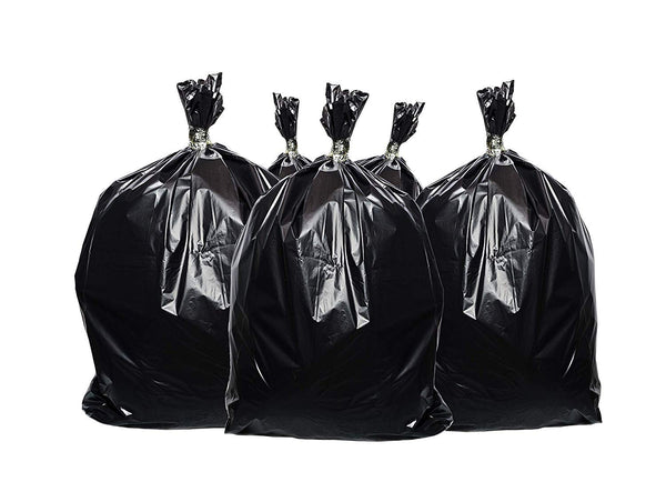 Disposables Garbage Bag Thrash Bag Dustbin Bag Garbage Collecting Bag 150 pcs - GRBG