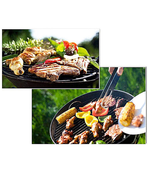 Portable Foldable Charcoal Grill Barbecue Oven BBQ Charcoal BBQ Grill Barbeque - GRILLBQ
