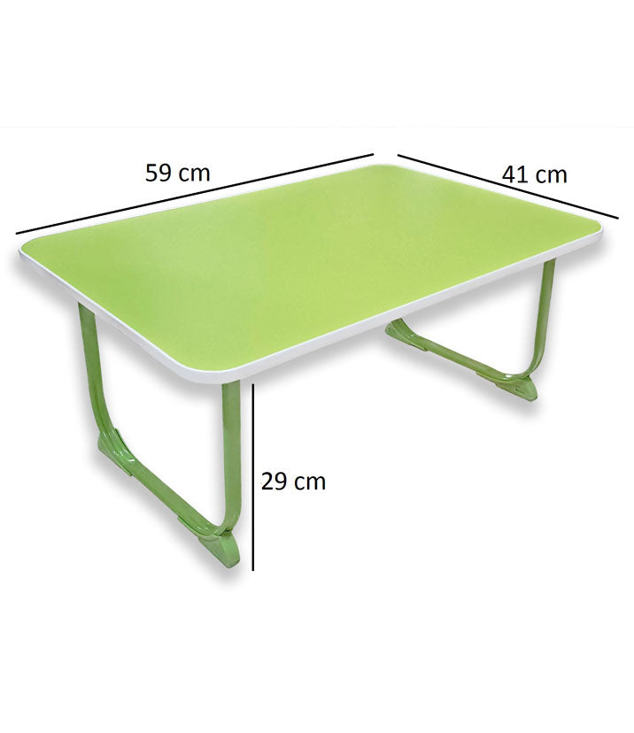 Foldable Multi-Function Portable Laptop Study Table Bed Table Kids Study Table Mini Table Wooden Table - HQMPTBG