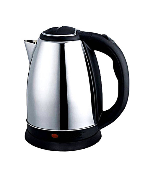 Stainless Steel Boiling Water Energy Saving Fast Electric Kettle (2 L, Multicolour) - KTTLE2L