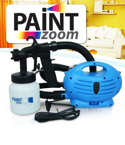 Paint Zoom Paint Sprayer Wall Paint Tool Gun- PATSPR