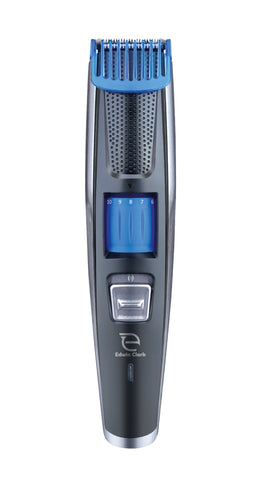 Edwin Clark Rechargeable Cordless Beard & Hair Men's Grooming Trimmer Shaver Set (TRIM-EC-6127)