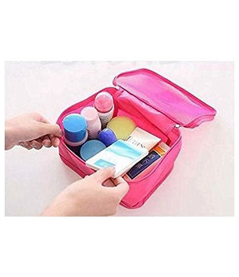 6pcs Packing Portable Travel Storage Bag Organiser Luggage Suitcase Pouches Laundry Bag - TRLDBAGBR