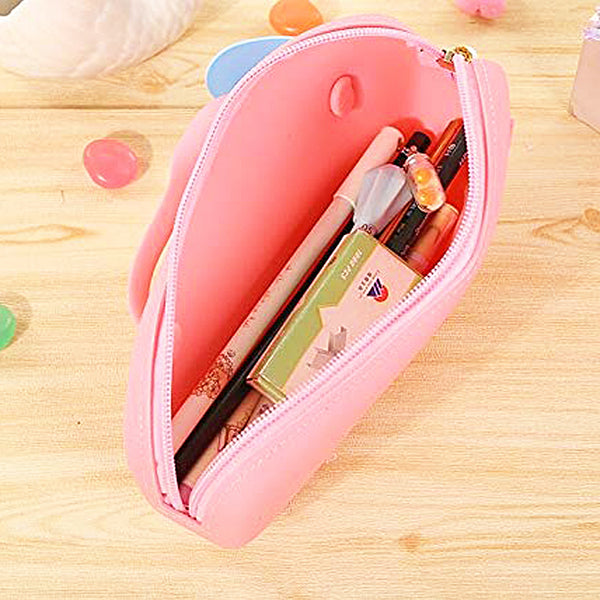 Creative Slipper Shape Coin Pencil and Makeup Pouch for Girls Woman Kids Mini Kids Purse - TRSLIPPER