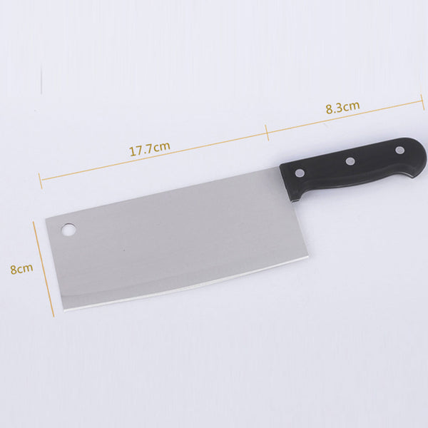 Stainless Steel Kitchen Knife Knives Set with Magnetic Knife Holder and Chopping Board (Knife Set,Knife Holder,Chopping Board) - CMHKNHNG3in1
