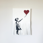 Banksy - Leather Art