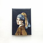 Vermeer - Leather Art