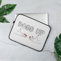 boss up laptop sleeve computer accessories lizzo singer artist