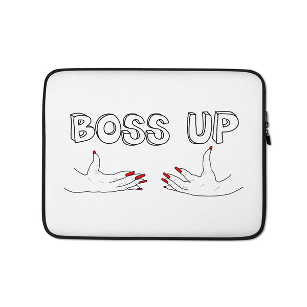 boss up 13 inch laptop sleeve computer accessories lizzo singer artist