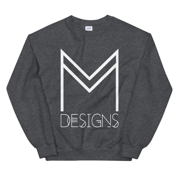 M Designs Unisex Sweatshirt