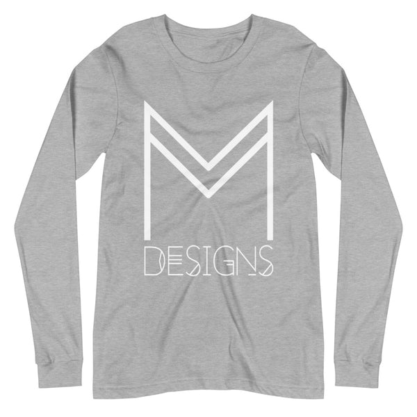 M Designs Unisex Long Sleeve Tee