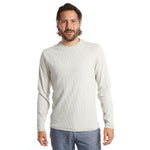 mens white shirt long sleeve top thermal mens clothes lord owens