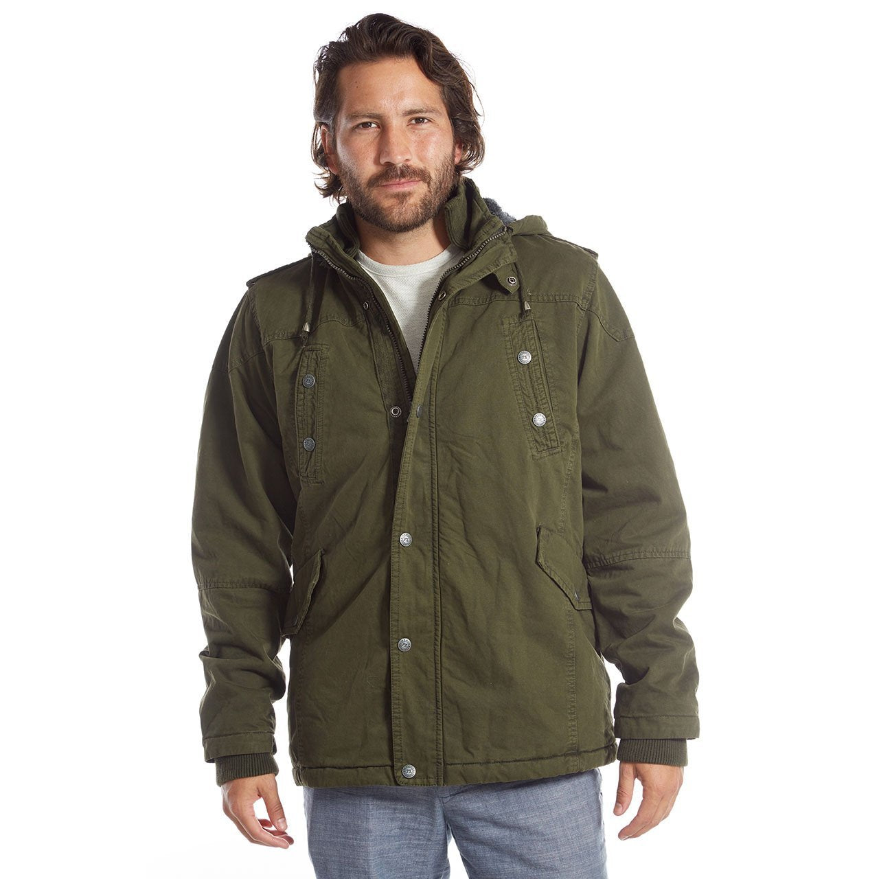 mens green coat jacket outerwear mens clothes lord owens