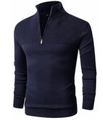 mens sweater blue navy blue cotton best mens sweaters clothes lord owens