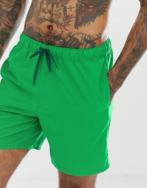 mens green swim shorts swimming mens clothes lord owens