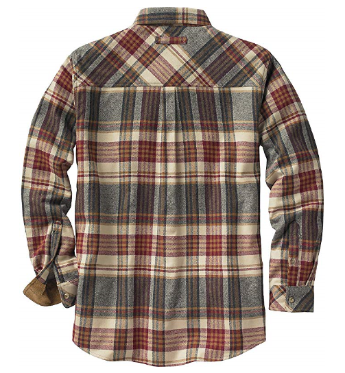 Ranger Camp Flannel Shirt