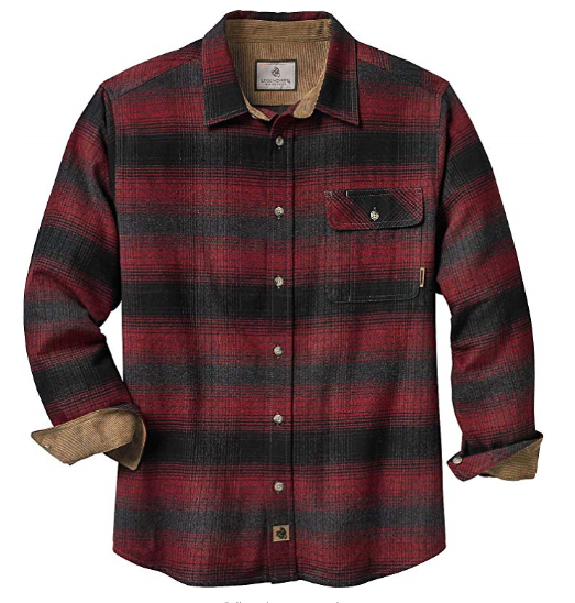 flannel mens shirt red long sleeve camping mens clothes best mens store lord owens