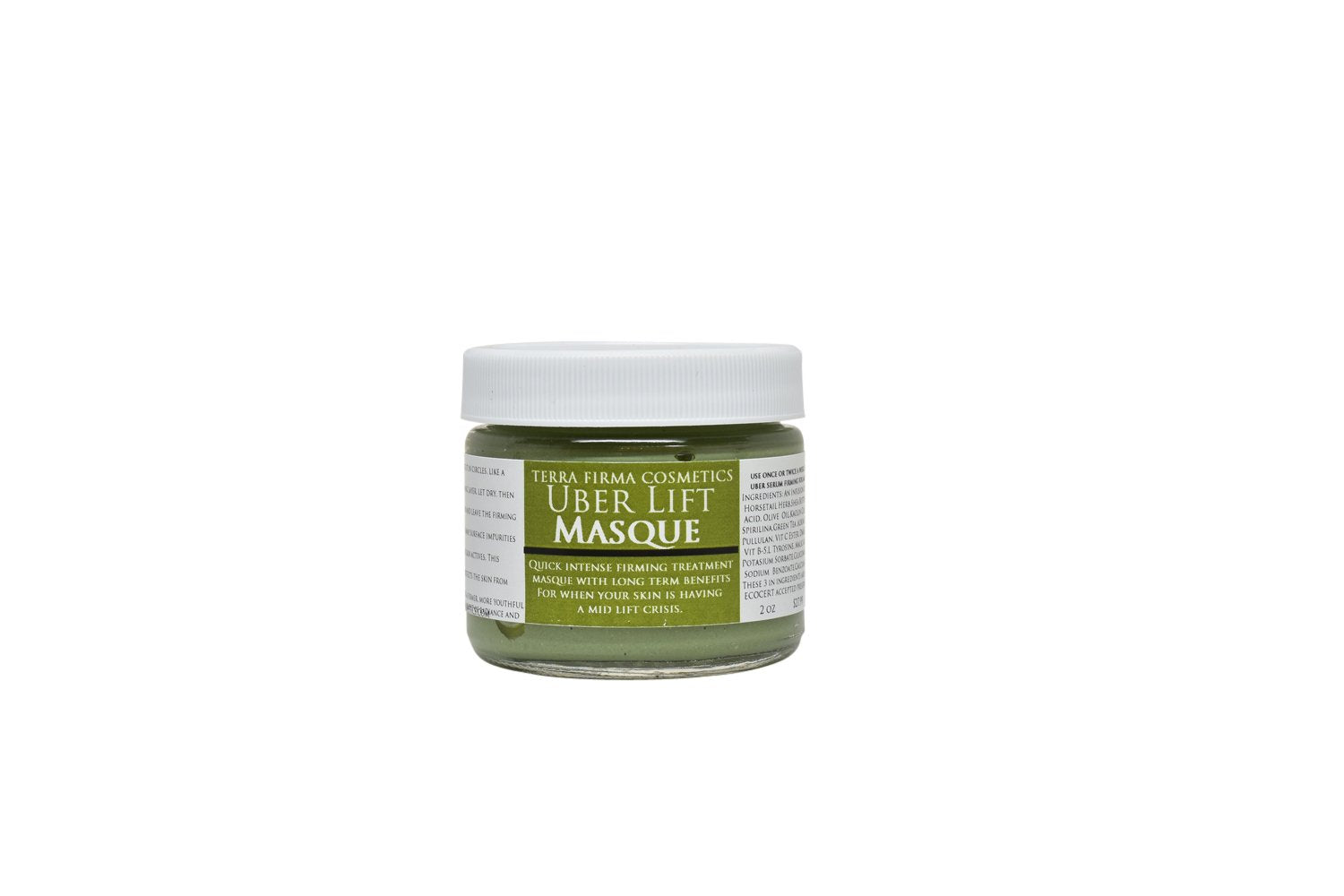 facial firm mask masque beauty skin care lord owens