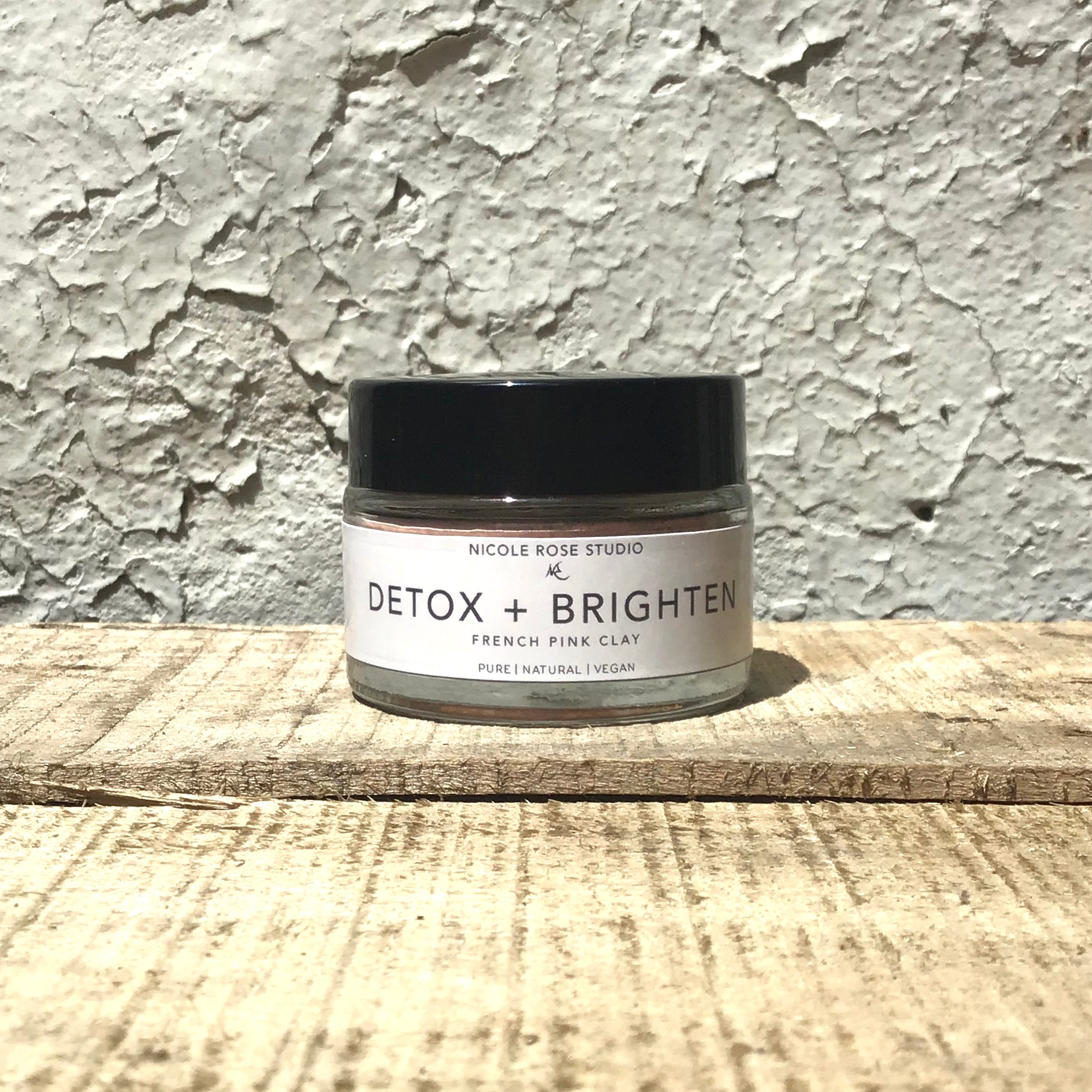 facial clay mask face brightener detox french clay beauty lord owens