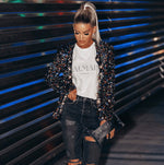 Razzle Dazzle Sequin Jacket