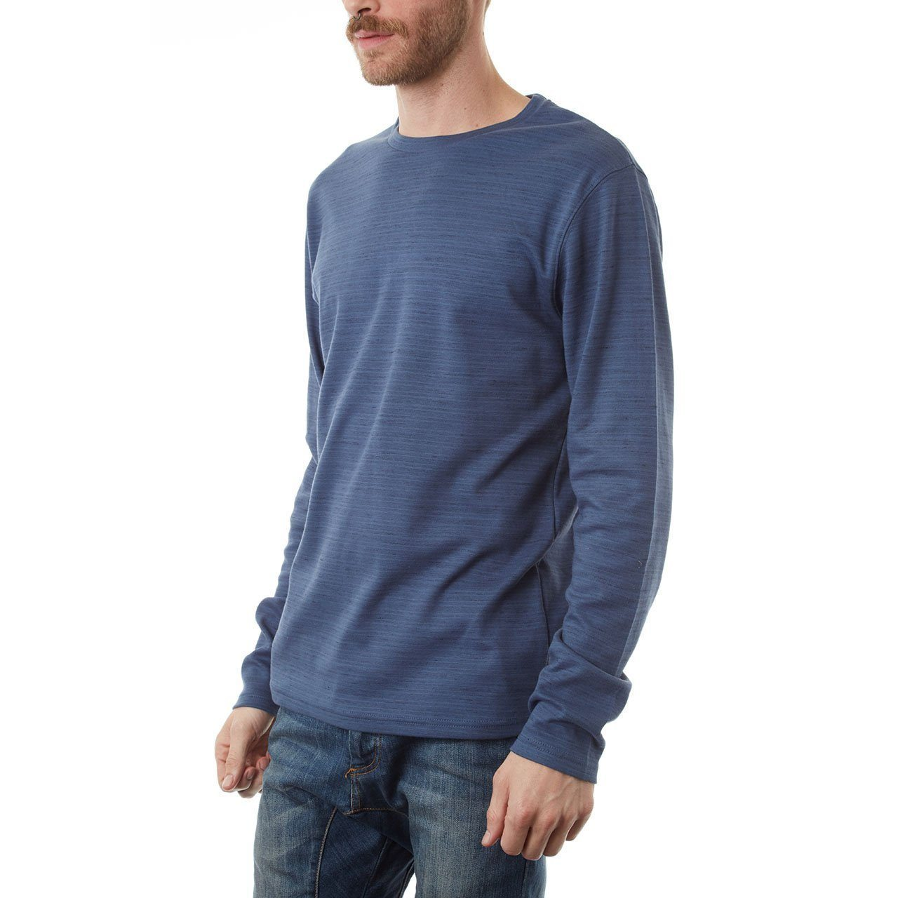 mens blue shirt top long sleeve mens clothes clothing lord owens