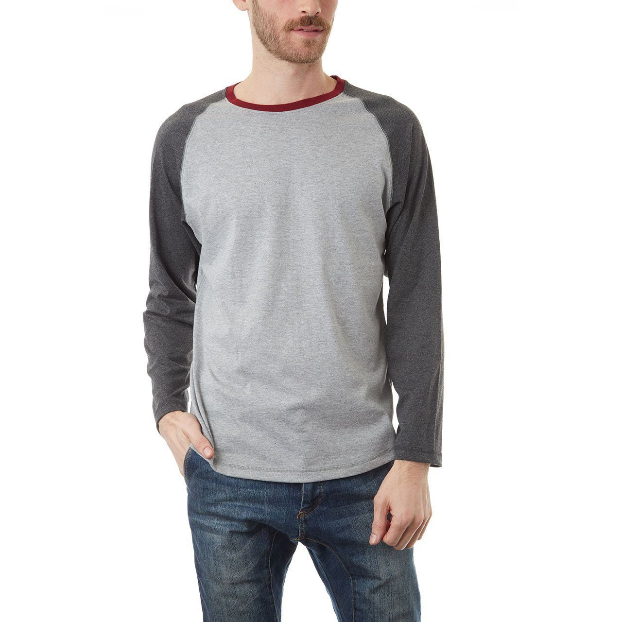 mens clothing store shirts tops grey long sleeve clothes lord owens