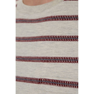 mens clothes stripe shirts red stripes natural top lord owens