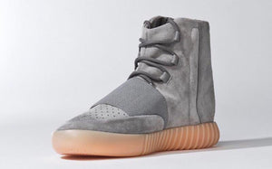 YEEZY 750 GREY GUMBOTTOM