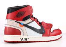 Load image into Gallery viewer, Off-White x Jordan 1 Red