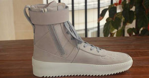 FEAR OF GOD - Military Sneakers October Grey